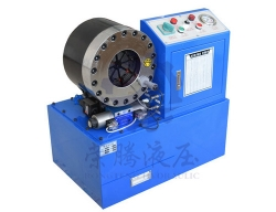 RT-100 型大棚骨架压管机